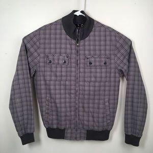 Guess Jeans Men's XL Jacket Rock n Roll crossbones